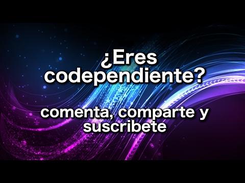 ¿Eres codependiente?
