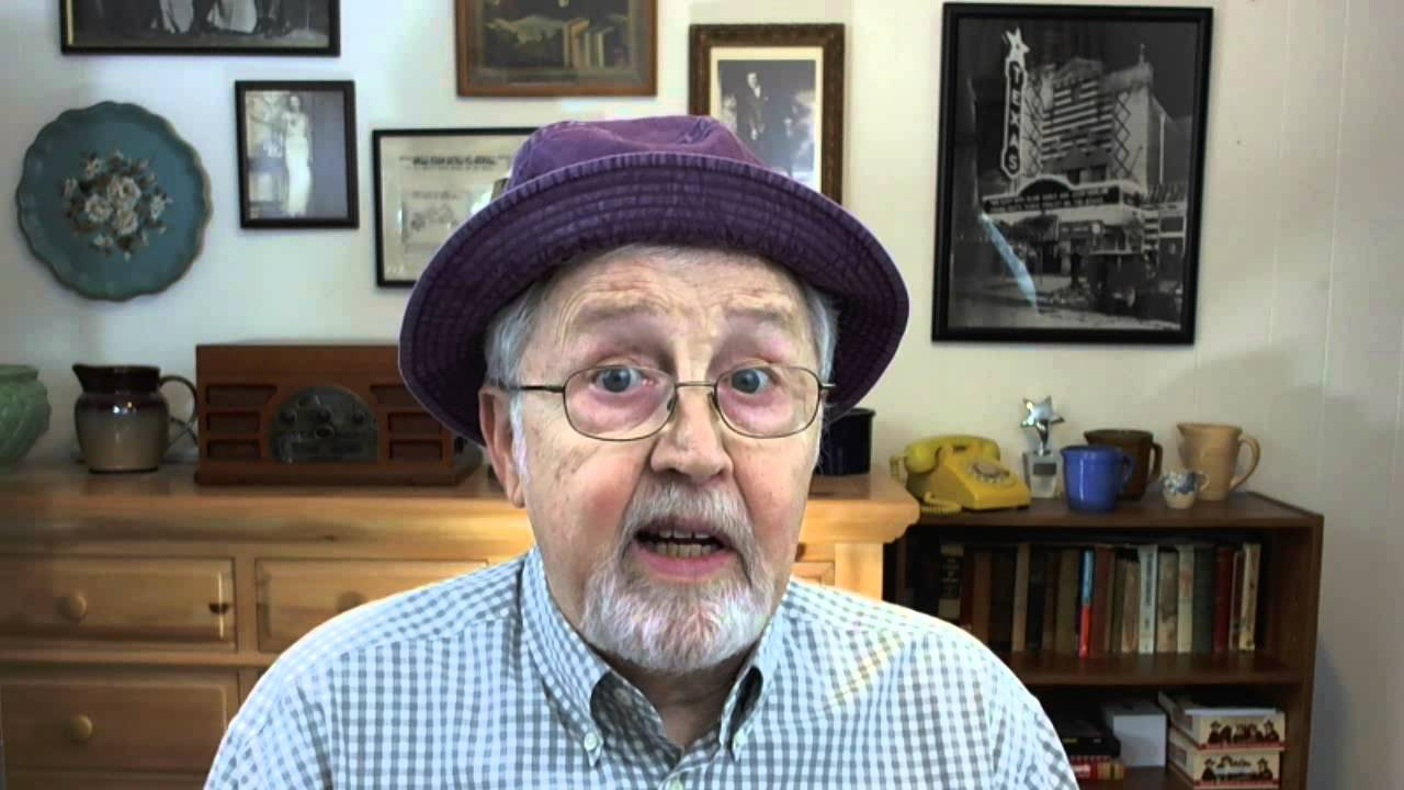 Old Man Steve and morning chat - YouTube