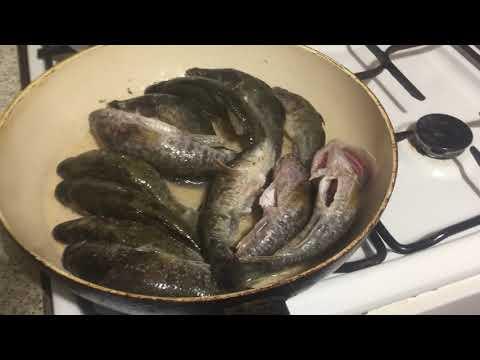 Как готовить ротана видео