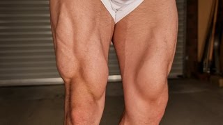 One of FitnessFAQs's most viewed videos: Complete Leg Workout (NO EQUIPMENT)