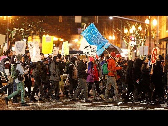Протесты на улицах Вашингтона продолжатся в субботу