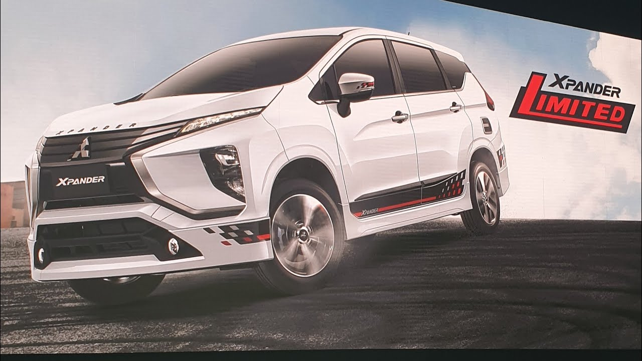 Mitsubishi Xpander Limited Edition 2019 [NC1W] In Depth