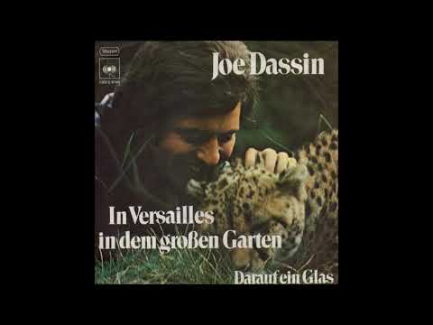 Joe Dassin, Darauf ein Glas, Single 1972