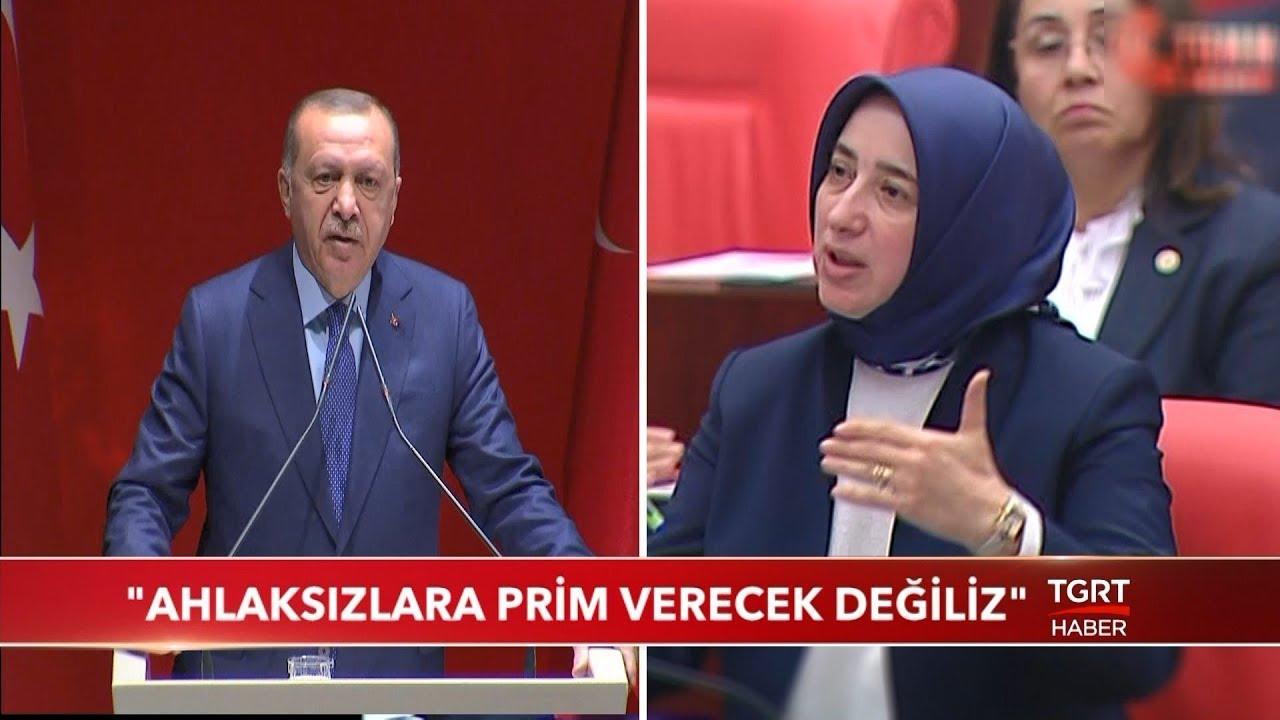 Cumhurbaşkanı Erdoğan'dan Sert Sözler: