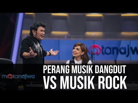 Mata Najwa Part 4 - Panggung Rhoma Irama: Perang Musik Dangdut VS Musik Rock