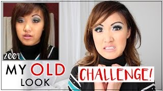 Recreating My Old Look CHALLENGE! | ilikeweylie