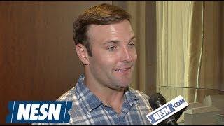 Wes Welker On Coaching The Texans, Trash Talking Tom Brady