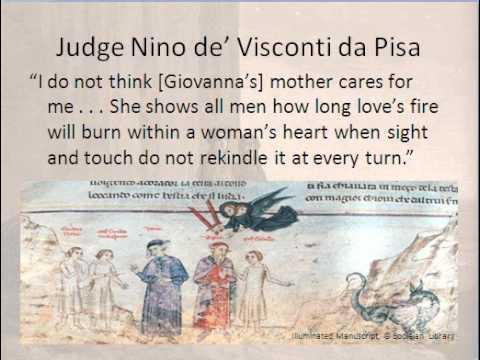 Dante's Purgatorio Canto VIII