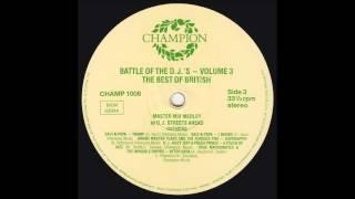 Battle of the DJ's 5   DJ Streets Ahead