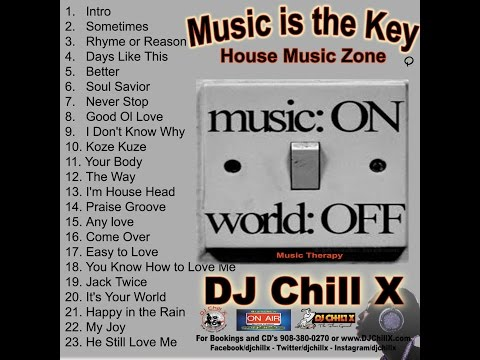 Top Soulful House Music Mix  Dance Club Party Mix  DJ CHILL X