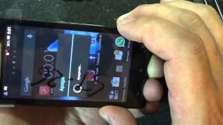 Sony Xperia J  (ST26i) замена тачскрина