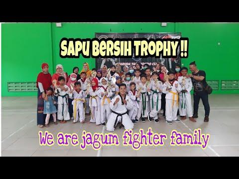 Jagum Fighter Sapu Bersih Trophy !!