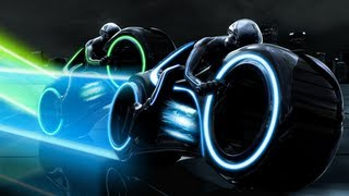 Tron Evolution Online Gameplay