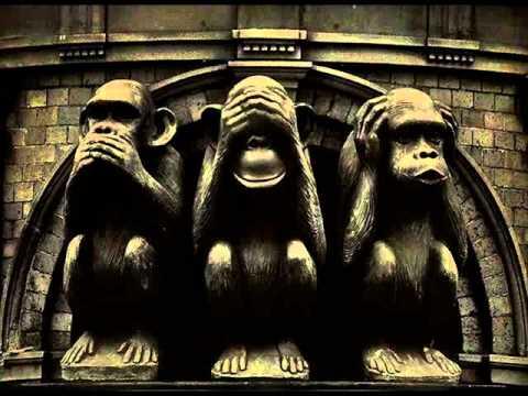 Vasilios Panousis - Three Wise Monkeys, for flute solo (2014)