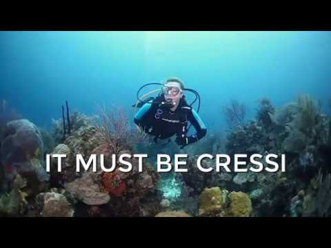 Ultimate Cressi scuba package from Cressisub!
