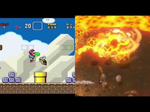Super Mario World Mashup