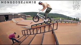 BMX - MONGOOSE JAM 2018 -  MIC'D UP MIX