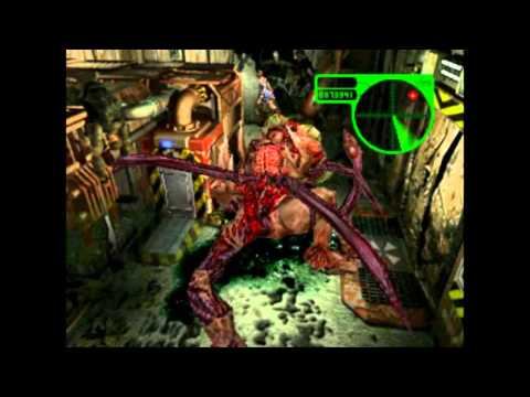 Resident Evil 3 Part 15 Nemesis Tyrant