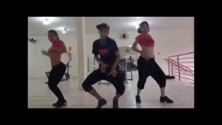Beautiful liar - Beyonce ft Shakira   Coreografia Suhmara untar\ Urban Dance company