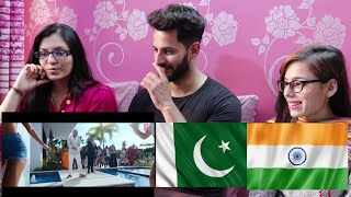 SLOWLY SLOWLY | Guru Randhawa ft. Pitbull | PAKISTAN REACTION