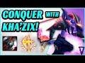 Climb With Kha'Zix Jungle - Assassin Carry Guide - League Of Legends