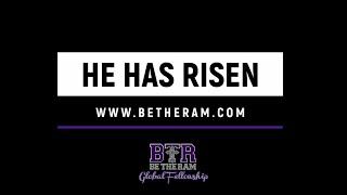 #RESURRECTION #SUNDAY #BETHERAM