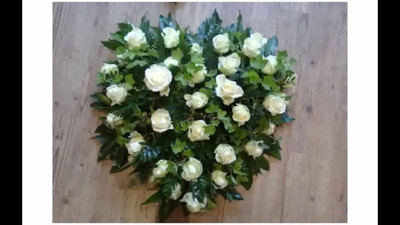 Funeral Flowers Uk Youtube