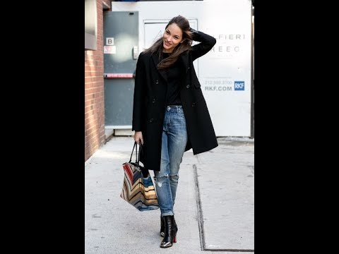 Winter Outfits Black Trench Coat You, All Black Trench Coat Outfit