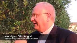"Papa Francesco: ""Abbiate cura della vostra terra"" (Pino Ciociola)"
