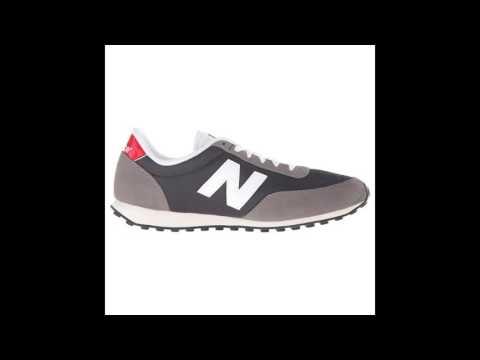 New Balance 410 70s Running Grey Navy Mens Trainers