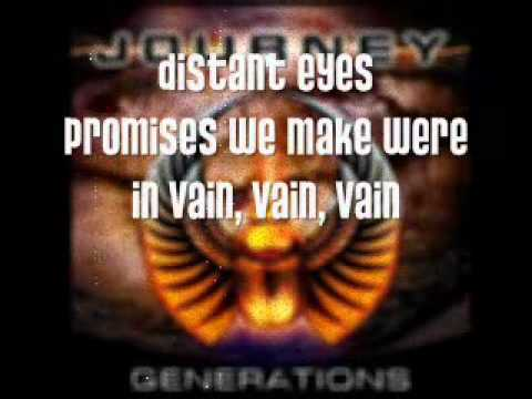 Journey - Separate Ways (Lyrics) HQ