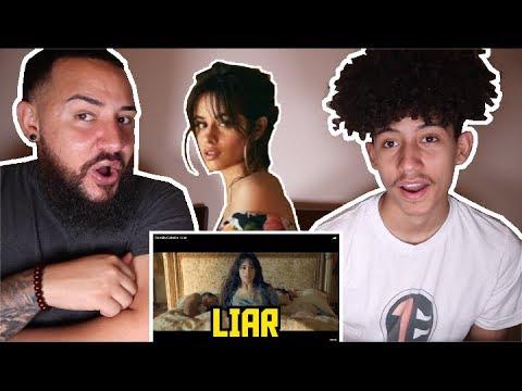 Download Lagu  Camila Cabello - Liar - REACTION Mp3 Free