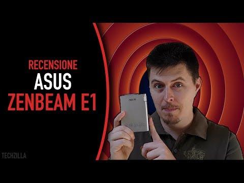 Un proiettore per ogni situazione - Recensione Asus ZenBeam E1
