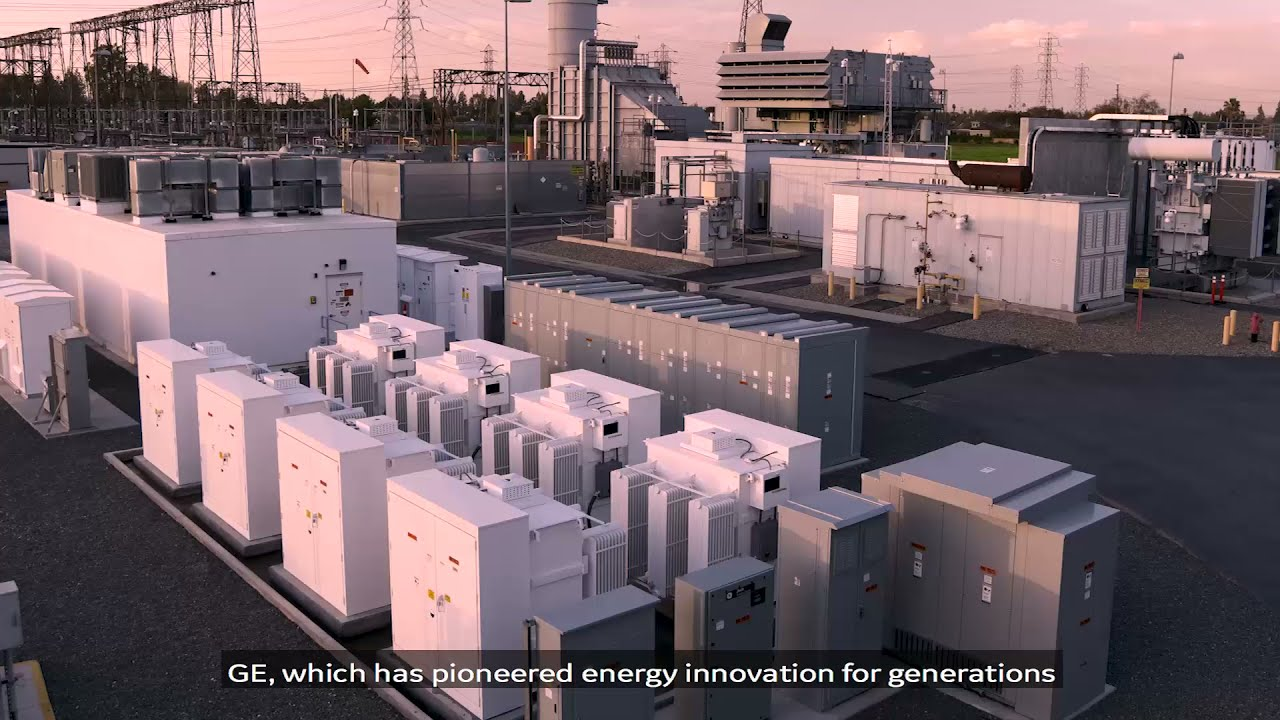 GE's Renewable Hybrids Energy Solutions to Power a Changing World