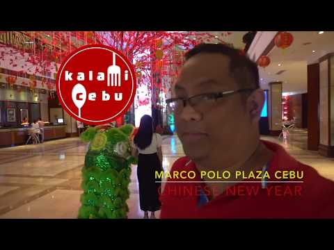 Marco Polo Plaza Cebu: Chinese New Year Celebration!