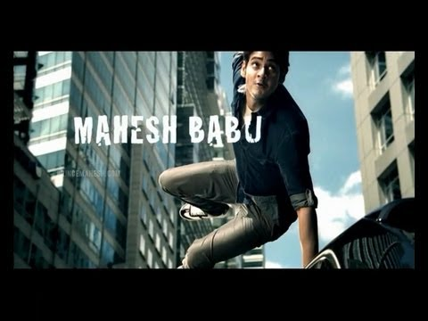 Superstar Mahesh Babu Navaratna Oil - Extended TVC - Director