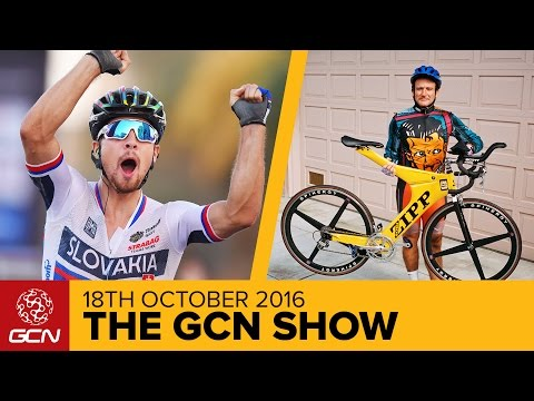 How Sagan Really Won The Worlds...Again! The GCN Show Ep. 197