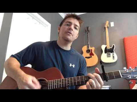 I Hope You Dance - Lee Ann Womack (Beginner Guitar Lesson)