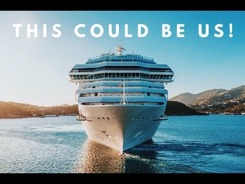 GETTING A 2 WEEK CRUISE SHIP CONTRACT // VLOG[155]