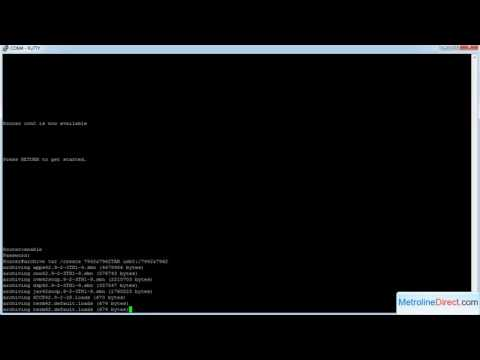 Cisco - How to Copy files from USB Drive to a Cisco router