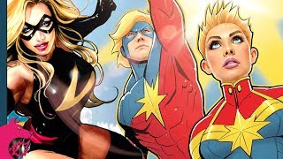 Why Every Captain Marvel Sucks (except Carol Danvers)