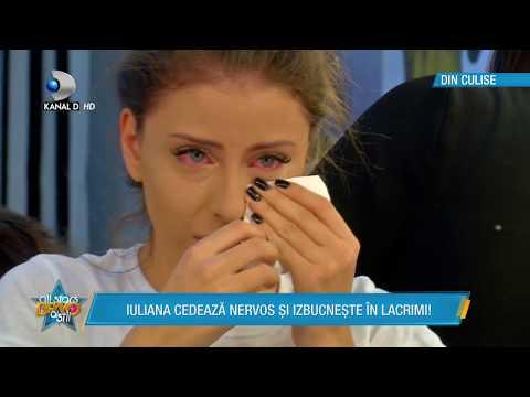 Bravo, ai stil! All Stars (15.02.2018) - Iuliana, din nou in lacrimi! Silvia a ironizat-o!