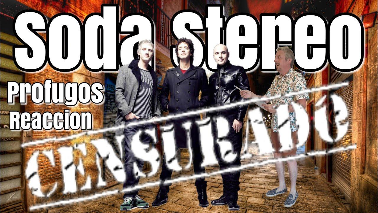 Soda Stereo - Prófugos (Me Verás Volver Gira 2007) Bloqueado MUNDIALMENTE 🥺