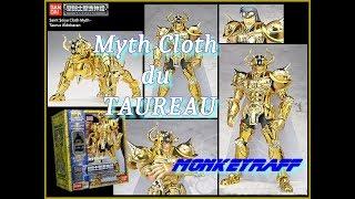 Saint Seiya Myth Cloth -  Aldebaran du Taureau - Chevalier d'or (FR)