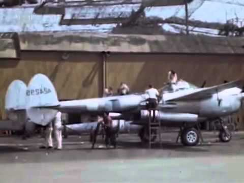 History Channel World War II - Secret Allied Aircraft Of World War II