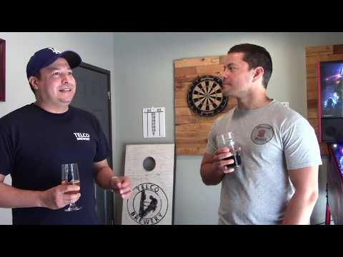 Brews With Masters (Ep. 8) -- Meet The Rising Craft Beer Stars At Telco Brewery In Santa Clarita