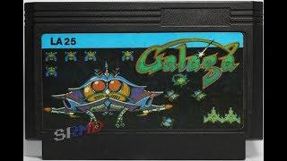 Famicom Pirate Carts ~ Galaga [LA25]