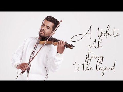 Malare Mounama | Tribute to Balabhaskar | Violin Cover Feat. Mithun Eshwar |  KKonnect Music