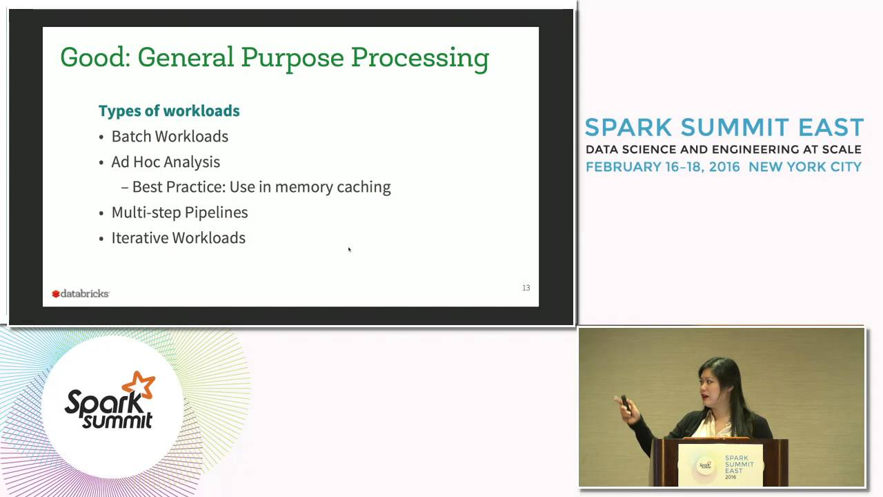 Your Father's Database: What if Apache Spark was also the
