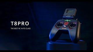 Vidéo: Radiomaster T8 Pro
